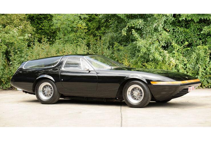 Ferrari 365 Gtb 4 Daytona Shooting Brake 1972 Auto Motor Und Sport