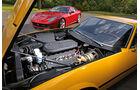 Ferrari 365 GTB/4, Ferrari F12 Berlinetta,  Motor