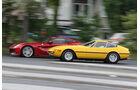 Ferrari 365 GTB/4, Ferrari F12 Berlinetta, Seitenansicht