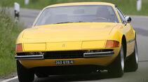 Ferrari 365 GTB/4, Frontansicht