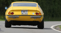 Ferrari 365 GTB/4, Heckansicht