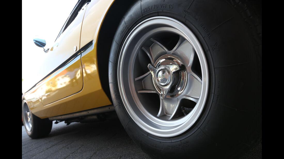 Ferrari 365 GTB/4, Rad, Felge