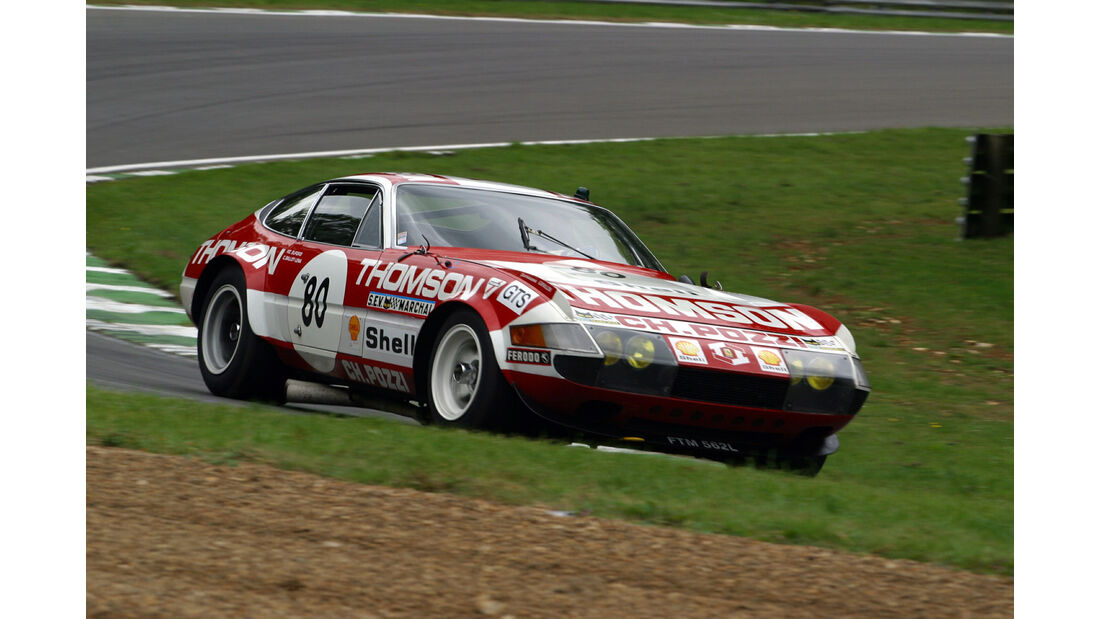 "Ferrari 365 GTB/4 - Rennwagen - Spitzname ""Daytona"""