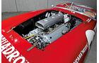 Ferrari 375 MM Spider, Motor, Motorraum, V12