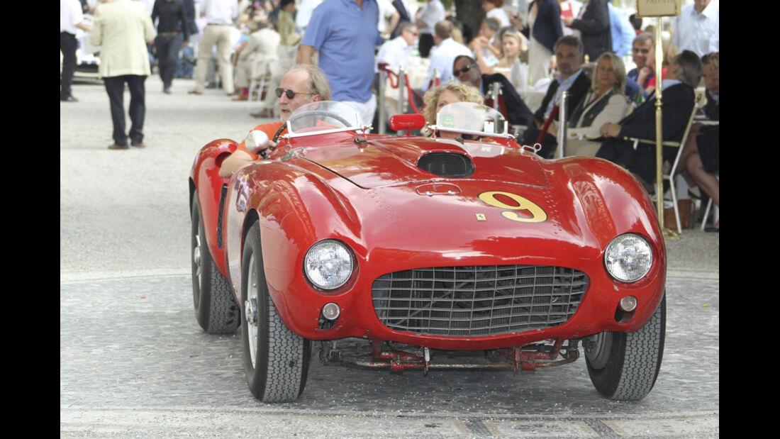 Ferrari, 375 MM, Spider, Pinin Farina, 1953, Andreas Mohringer, A