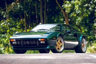 Ferrari 308 Oldtimer Youngtimer Auto Motor Und Sport