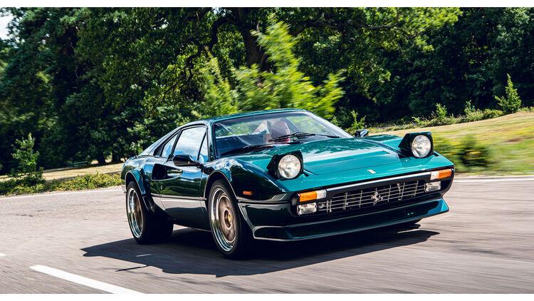 Ferrari 388 Gtb Restomod Auto Motor Und Sport