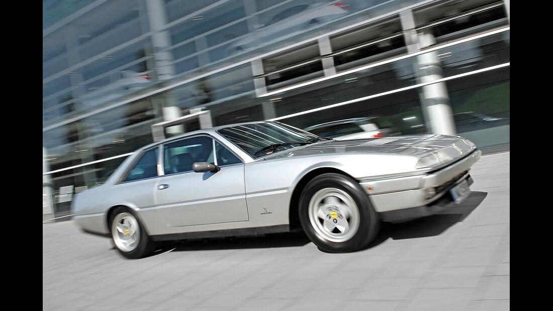 Ferrari 400 GT / 400(i) / 412, Seitenansicht