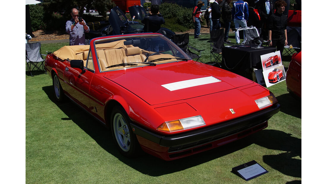 Ferrari 4001 Convertible