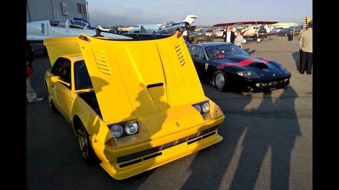 Ferrari 400i - McCall's Motorworks Rivival - Monterey - Pebble Beach 2016