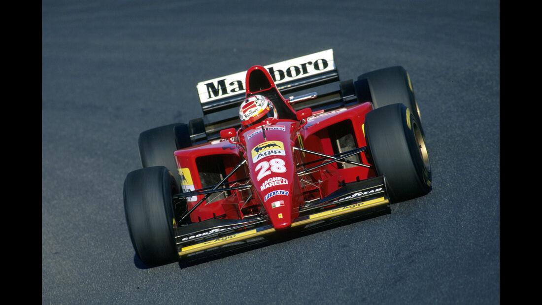Ferrari 412T2 - Formel 1 1995