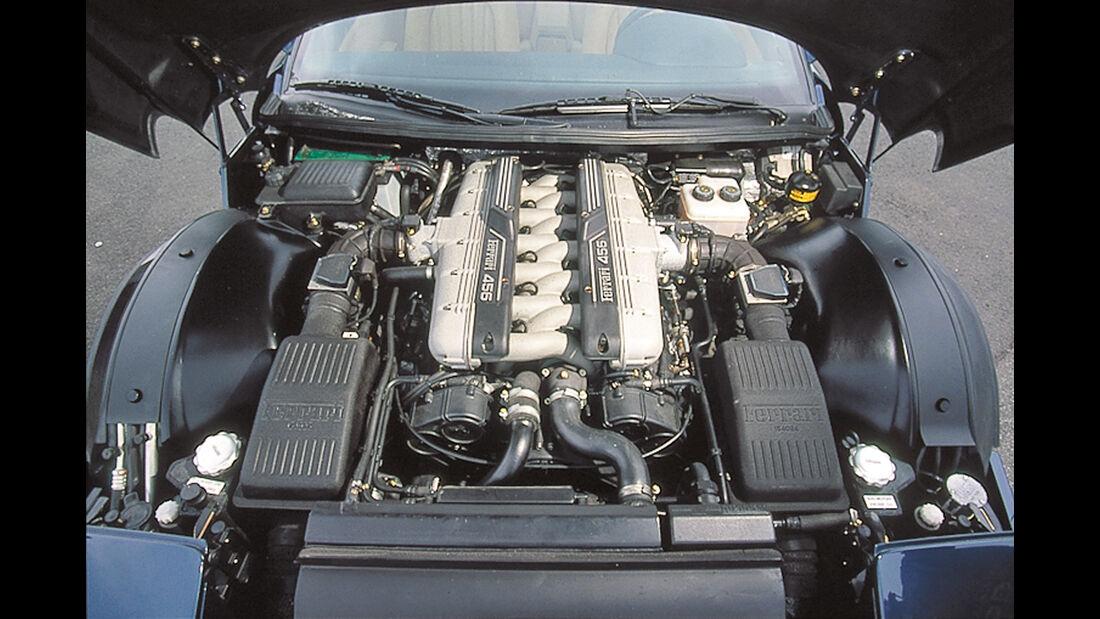 Ferrari 456 GT, Motor