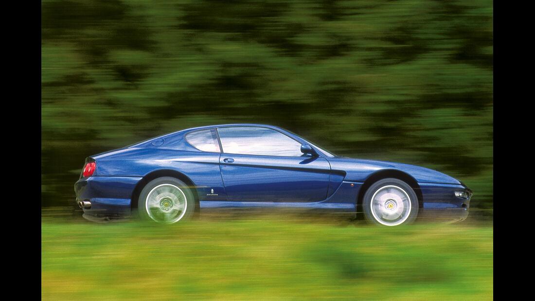 Ferrari 456 GT, Seitenansicht