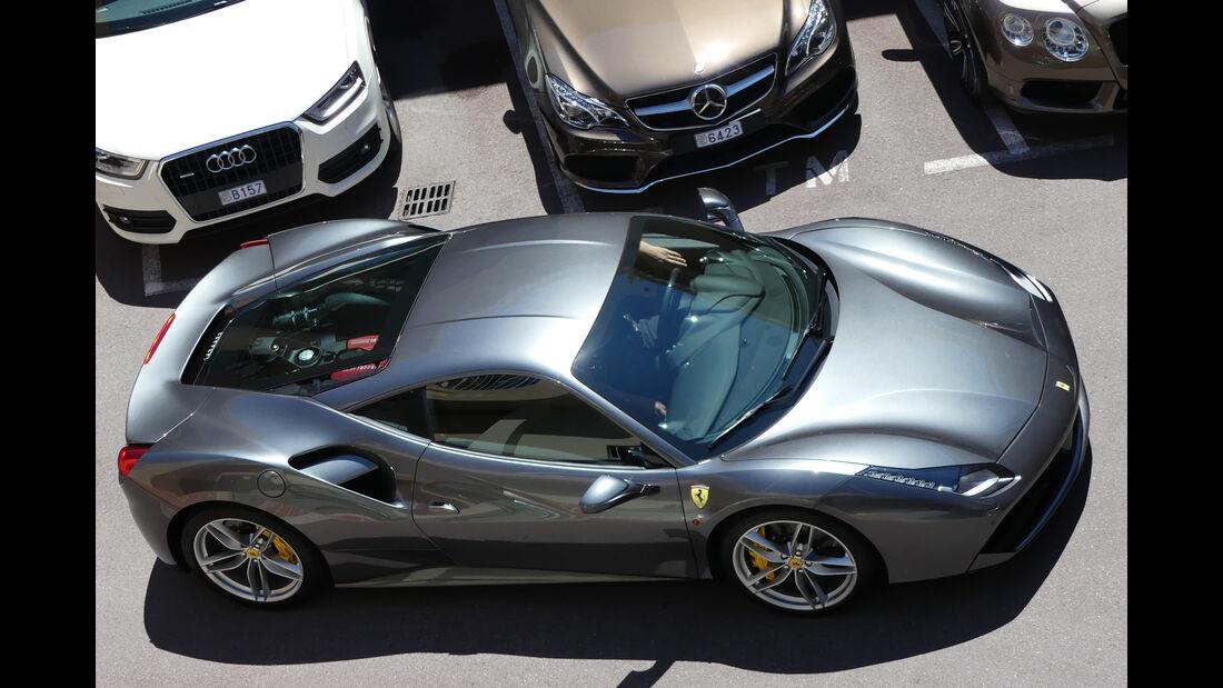 Ferrari 458 - Carspotting - GP Monaco 2016