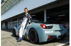 Ferrari 458 Challenge, Christian Gebhardt