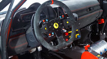 Ferrari 458 Challenge, Detail, Lenkrad