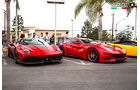 Ferrari 458 & F12 - Supercar Show - Lamborghini Newport Beach