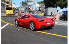 Ferrari 458 - GP Monaco 2011