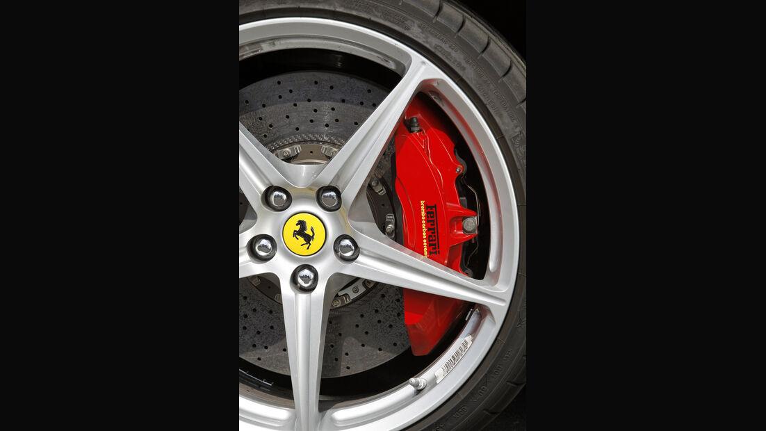 Ferrari 458 Italia Bremse