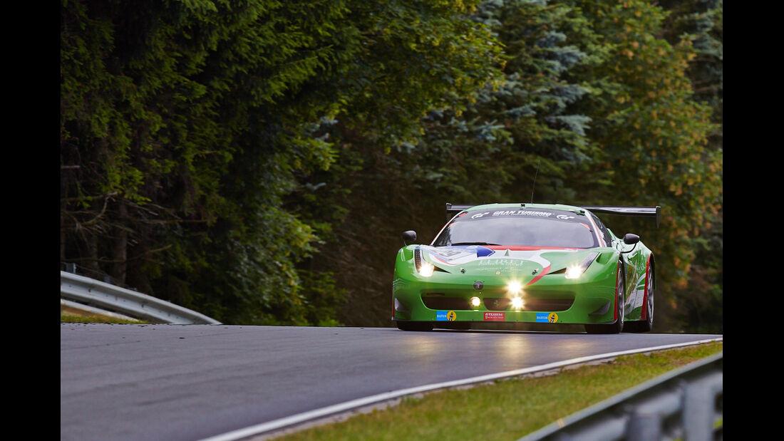 Ferrari 458 Italia - GT Corse by Rinaldi Racing - 24h-Rennen Nürburgring 2014 - Top-30-Qualifying