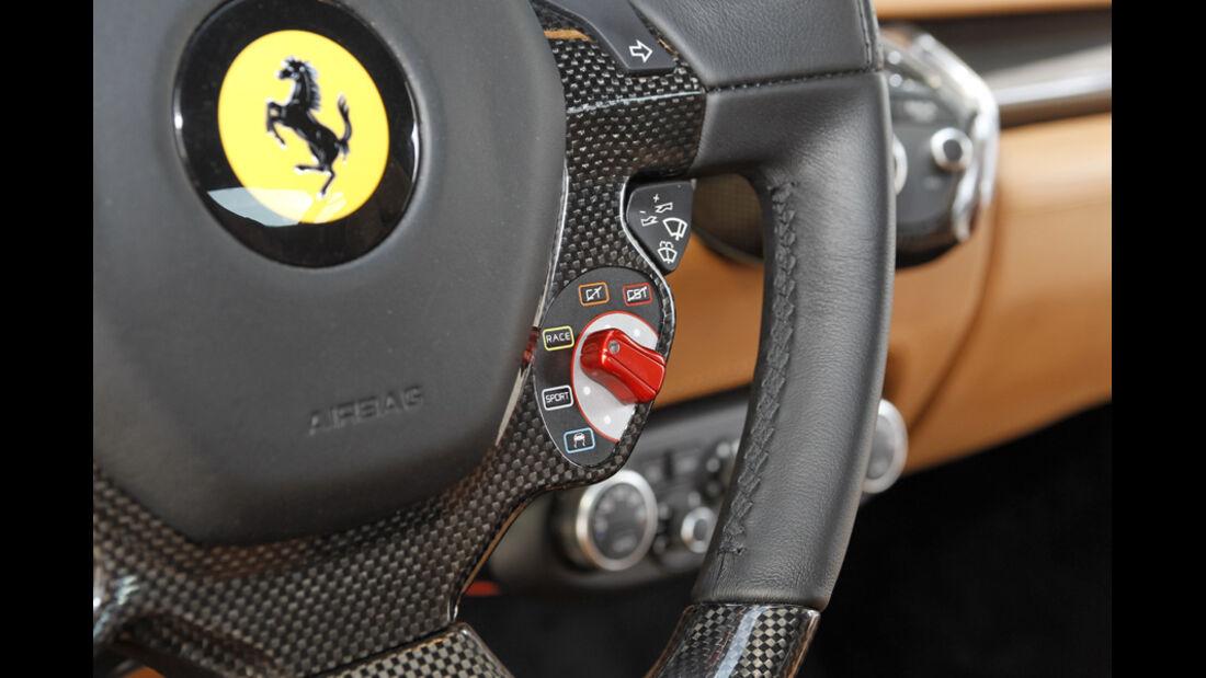 Ferrari 458 Italia Multifunktionslenkrad
