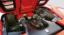 Ferrari 458 Italia Spider, Motor