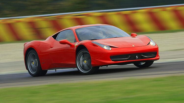 Ferrari 458 Gt2 Für 2011 Ferrari Baut Neuen Gt2 Renner Auf 458 Basis Auto Motor Und Sport
