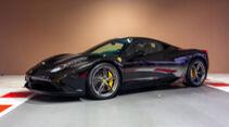 Ferrari 458 - Sebastian Vettel - Verkauf - 2021