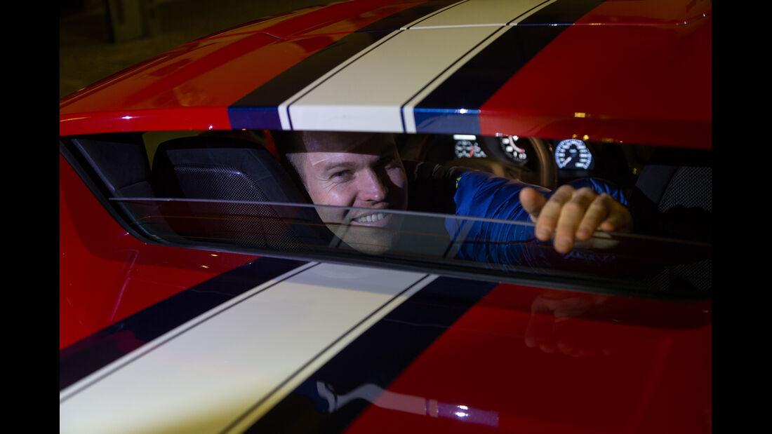 Ferrari 458 Speciale A, Heckfenster