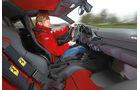 Ferrari 458 Speciale, Cockpit, Marcus Peters