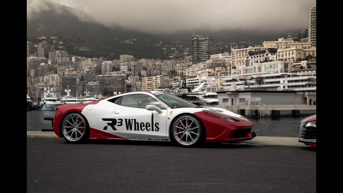 Ferrari 458 Speciale - Essen Motor Show 2015 - TuningXPerience