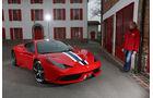 Ferrari 458 Speciale, Frontansicht, Marcus Peters