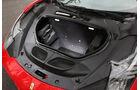 Ferrari 458 Speciale, Kofferraum