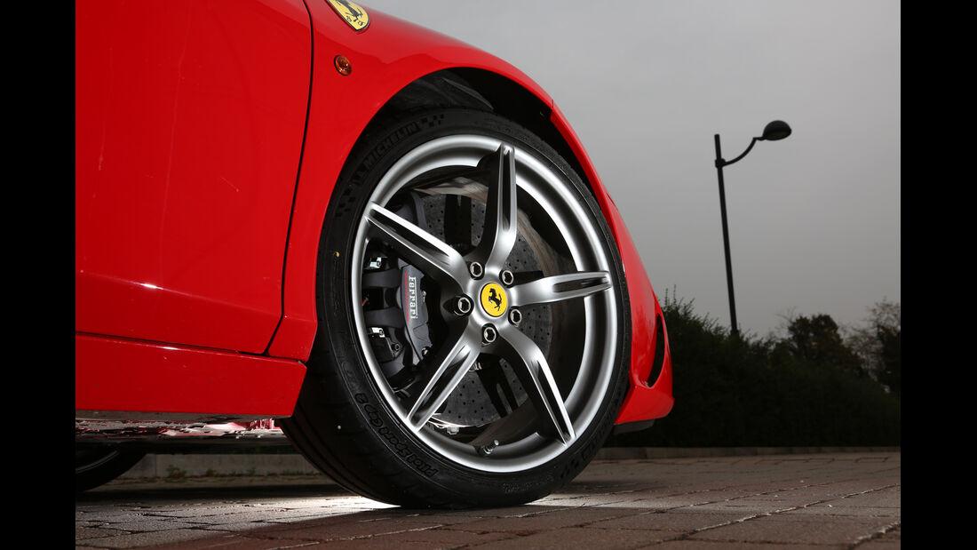 Ferrari 458 Speciale, Rad, Felge, Bremse