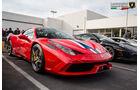 Ferrari 458 Speziale - Supercar Show - Lamborghini Newport Beach