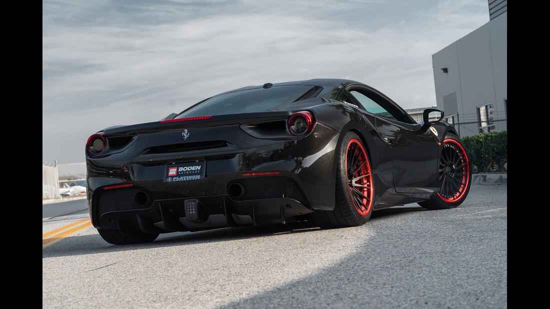 Ferrari 488 - Boden Autohaus