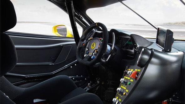 Ferrari 488 Challenge - Biturbo-V8 - Rennauto
