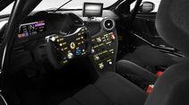 Ferrari 488 Challenge Evo - Rennwagen - Cockpit