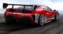 Ferrari 488 Challenge Evo - Rennwagen