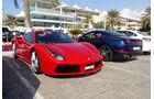 Ferrari 488 - GP Abu Dhabi - Carspotting 2015