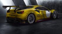 Ferrari 488 GT Modificata - Rennwagen - V8-Biturbo