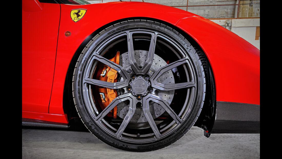 Ferrari 488 GT by VOS Performance