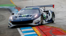 Ferrari 488 GT3 - Alex Albon - DTM-Test - Hockenheim 2021