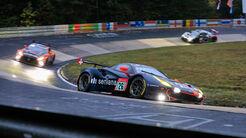 Ferrari 488 GT3 Evo - Startnummer 26 - 24h Rennen Nürburgring - Nürburgring-Nordschleife - 26. September 2020