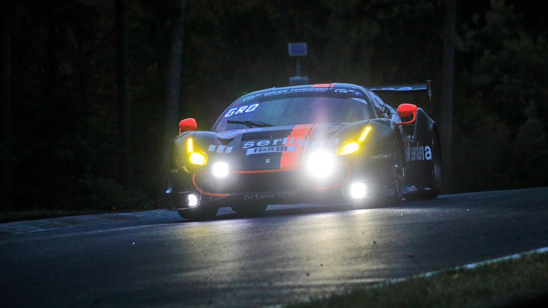 Ferrari 488 GT3 - Octane 126 AG - Startnummer 26 - 24h Rennen Nürburgring - Nürburgring-Nordschleife - 25. September 2020