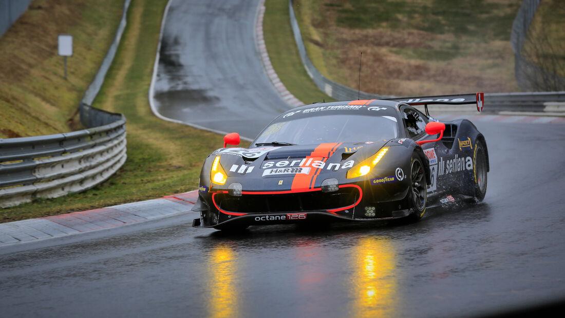 Ferrari 488 GT3 - Startnummer #26 - Octane 126 AG - SP9 Pro - NLS 2021 - Langstreckenmeisterschaft - Nürburgring - Nordschleife