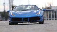 Ferrari 488 GTB Spider - Sportwagen - V8-Biturbo - Fahrbericht