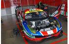 Ferrari 488 GTE - AF Corse - LMGTE Pro - Startnummer #71 - WEC - Nürburgring - 6-Stunden-Rennen - Sonntag - 24.7.2016
