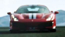 Ferrari 488 GTO Speciale Teaser