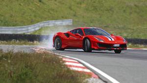 Ferrari 488 Pista, Exterieur